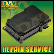 used 2007 toyota camry abs system parts for sale