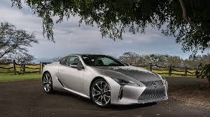 used lexus coupe 2018 lexus lc500 we drive lexus u0027 latest luxury coupe