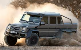 mercedes g class 6x6 mercedes g63 amg 6x6 is king of the g class family