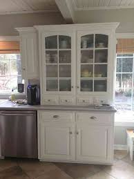 kitchen corner hutch cabinets maxbremer decoration