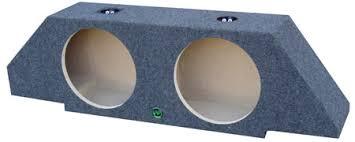 camaro speaker box cam195 camaro subwoofer enclosure audio enhancers