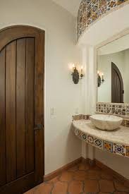 lovely mexican tile bathroom bathroom mediterranean with mexican