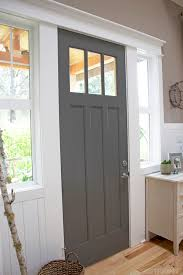 Interior Door Color Remodelaholic Decorating With Black 13 Ways To Use Colors