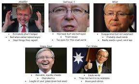 Kevin Rudd Meme - tag your favourite kev cc kevin rudd taggable tag yourself