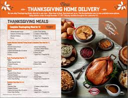 thanksgiving dinner with boston market