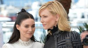 Picture Of Rooney Mara As Falling In With Cate Blanchett Was Easy For Rooney Mara The