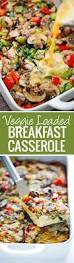 veggie loaded breakfast casserole recipe little spice jar