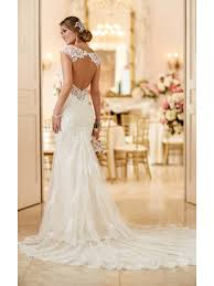 wedding gown sale pop sale keyhole back straps sleeveless lace wedding dresses
