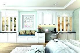 Bedroom Storage Cabinets With Doors Ikea Wall Cabinets Bedroom Image Of White Storage Cabinet With