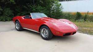 1973 corvette convertible for sale 1973 corvette convertible 4 speed 454 big block numbers matching