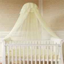 summer baby bed mosquito mesh dome curtain net for toddler crib