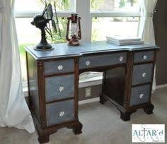 how to refinish a desk refinished office desk by queen of chairs march 2012 furniture