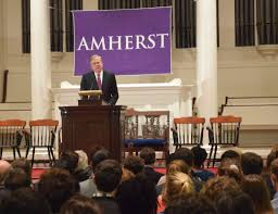 Amherst College by Americans Deserve A U0027right To Rise U0027 Jeb Bush Tells Amherst