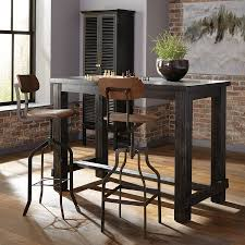 dining room table black shop dining tables at lowes com