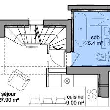 Et Si On Créait Une Salle De Baignoires 18 Plans De Salle De Bains De 5 à 11 M2 Découvrez Nos Plans