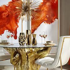 Orange Dining Room Dining Room Inspiration Z Gallerie