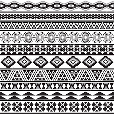 Cute Black And White Wallpapers by 27 Best Aztec Patterns Wallpapers Design Trends Premium Psd