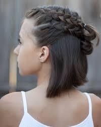 Frisuren Anleitung F Kurze Haare by Trachten Frisuren Selber Machen Kurze Haare Acteam