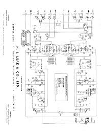 consumer audio information leak stereo power amplifier schematic
