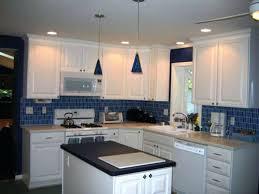 blue tile backsplash kitchen tiles blue green glass tile kitchen backsplash blue kitchen
