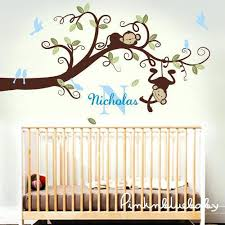 Boy Nursery Wall Decal Boys Nursery Wall Decor Wall Decals For Toddler Boy Room Baby Boy
