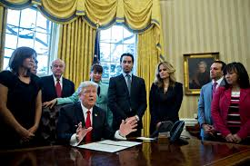 Oval Office Trump by Trump U0027s Oval Office Tweets Force Ceos To Choose Fight Or Flight