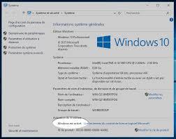 activer bureau a distance windows 8 activation windows 10 comment vérifier que windows est activé