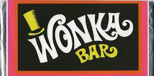 wonka bars where to buy willy wonka chocolate bar t shirt stickers by arndt redbubble