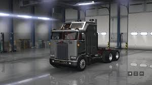 buy kenworth truck kenworth k100 by vitalik062 american truck simulator mods ats mods