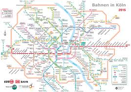 Cologne Germany Map by City Manager Sarah Eisentraut Cologne Mycityhighlight