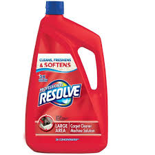 Rent Upholstery Steam Cleaner Home Depot Resolve 96 Oz Carpet Steam Cleaning Concentrate 19200 89973 The