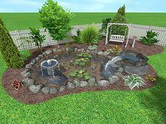 mobile home yard design landscape management landscape designs pinterest landscaping