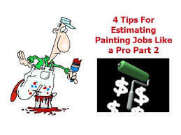 Bidding Interior Paint Jobs 4 Tips For Estimating Painting Jobs Like A Pro Part 2 Youtube
