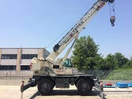 used terex a400 rough terrain cranes year 2000 for sale mascus usa