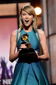 grammys 2016 taylor swift wins best pop vocal album for 1989