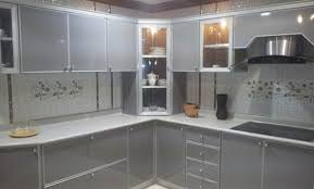cuisine aluminium déco cuisine aluminium maroc prix 22 etienne cuisine alu