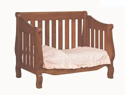 Sleigh Toddler Bed Toddler Beds Amish Furniture Gallery In Lockport Il