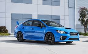 subaru blue 2017 limited edition subaru series hyperblue wrx sti u0026 brz priced
