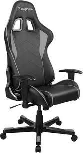 Dxracer Chair Cheap Dxracer Formula Series Gaming Chair Black Grey Oh Fe08 Grey Buy