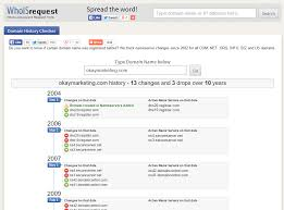 Dns Lookup How A Domain by How To View Your Dns History For Free Woorkup