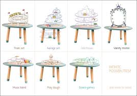 Childrens Play Vanity Multi Function Children U0027s Play Table Awesome Stuff 365