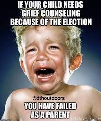 Win Kid Meme - what it means if your kid needs counseling over trump s win