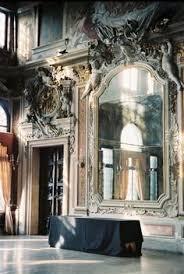 home interior mirror steunk stil si poveste black metal greenery and neutral