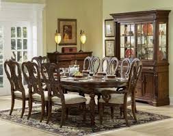 mahogany dining room table and chairs with design photo 6577 zenboa