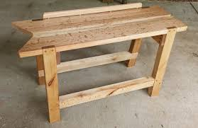 Wood Saw Table A Saw Bench In Atlanta The Unplugged Woodshop Toronto