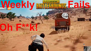pubg 0x00007 you shot my teammate pubg weekly fails 2 youtube