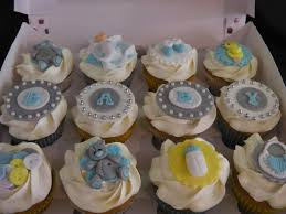 cupcake ideas for baby shower boy easy baby shower cupcakes ideas