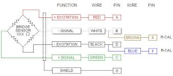 wiring color code transducer techniques