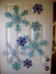 50 creative snowflake decorating ideas family