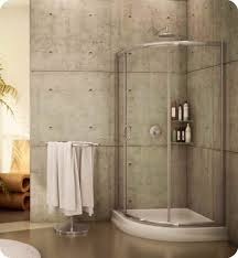 Curved Shower Doors Bathroom Fleurco Signature Curved Shower Doors With 1 4